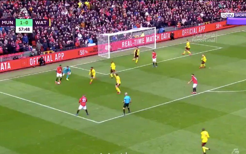 Club is gewaarschuwd: Martial en Greenwood maken fantastische goals (VIDEO)
