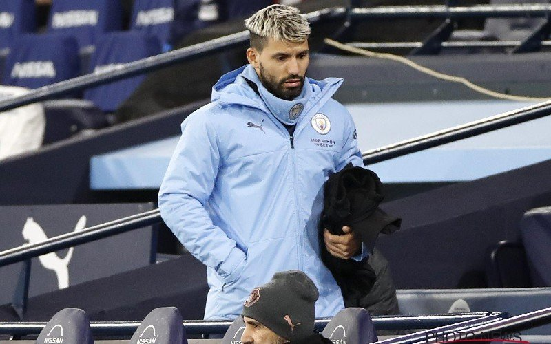 'Sergio Agüero verlaat Manchester City en versiert onverwachte supertransfer'